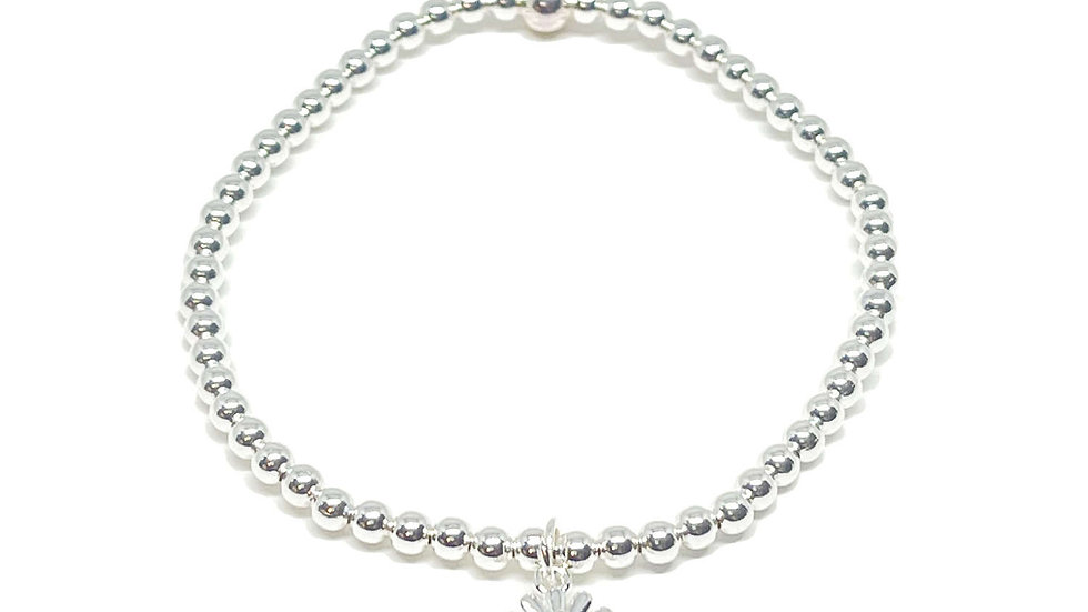Freya Flower Bracelet