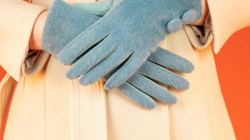 Grace Gloves Denim