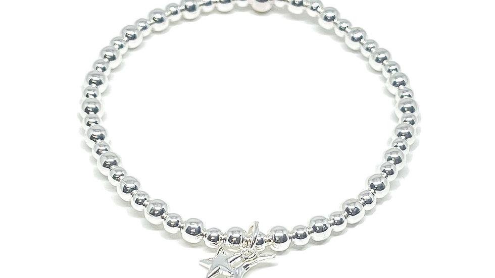 Sadie Moon & Star Bracelet