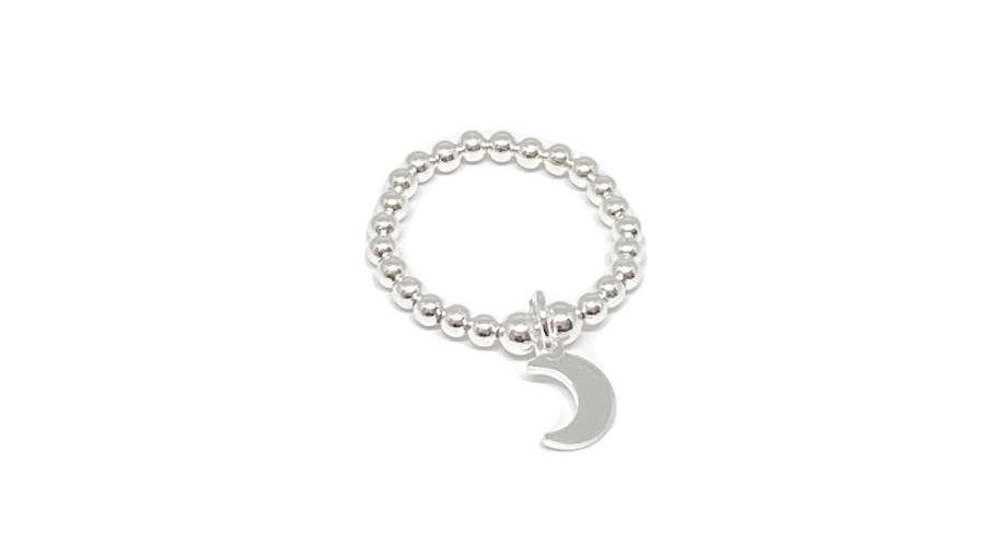 Rachel moon ring