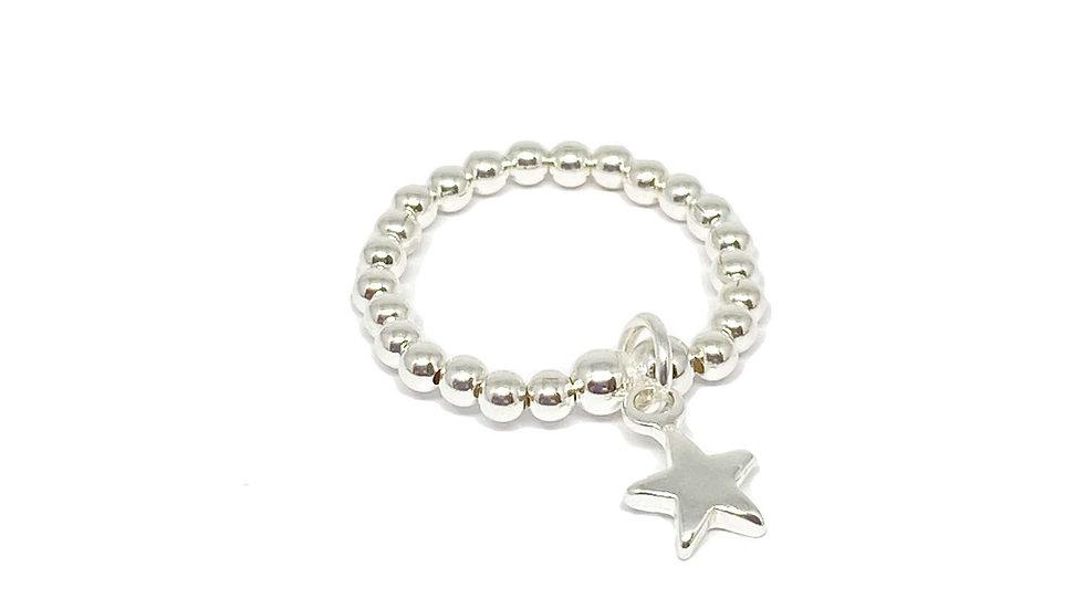 Rachel Star Ring