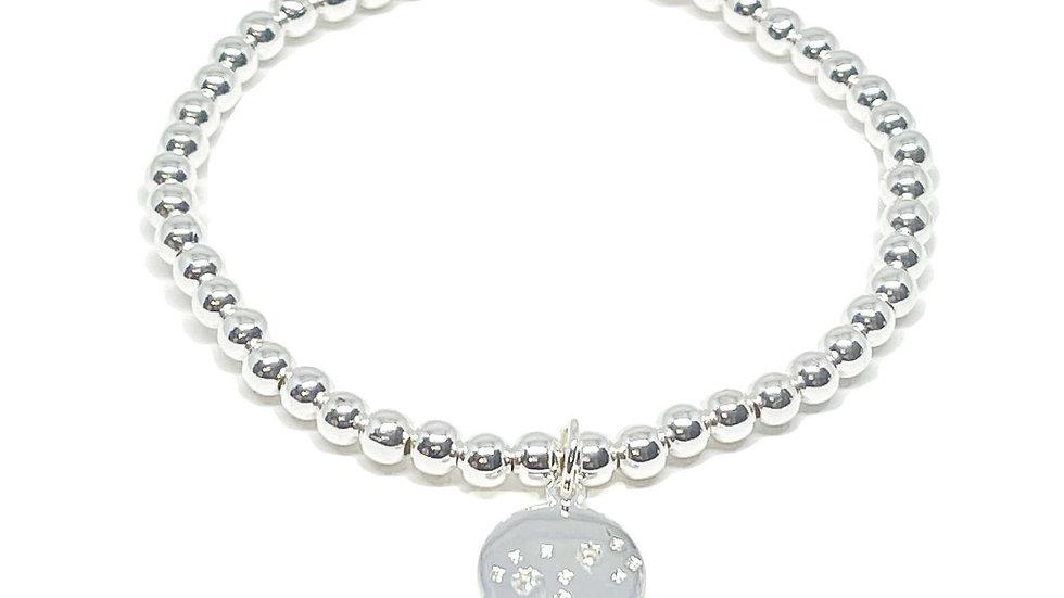 Celine Disc Bracelet