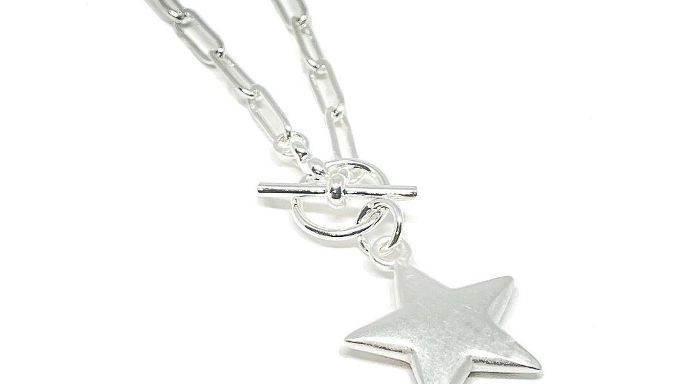 Florence Link Necklace