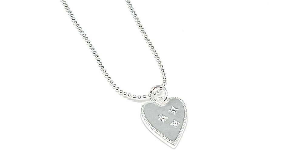 Lucy Heart Necklace