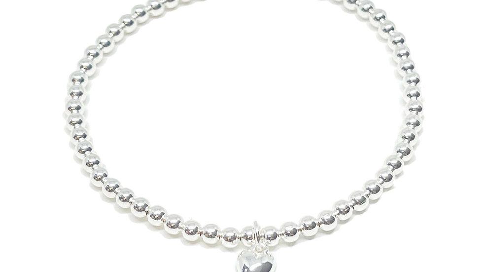 Maisy Mini Heart Bracelet