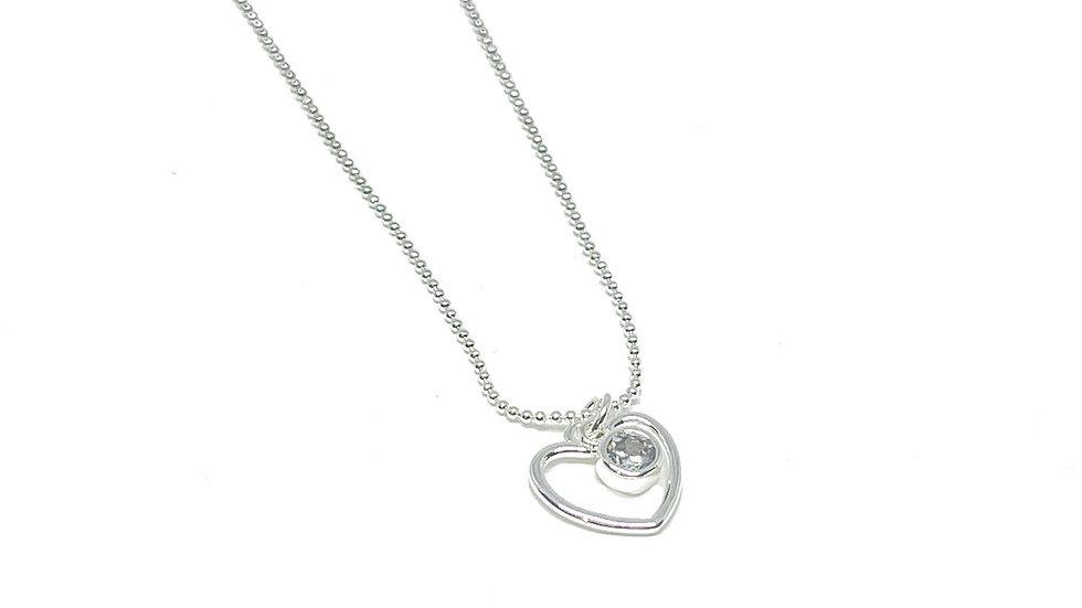 Selena Heart Necklace