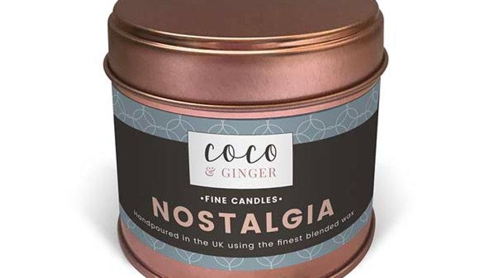 Copper tin 'Nostalgia'