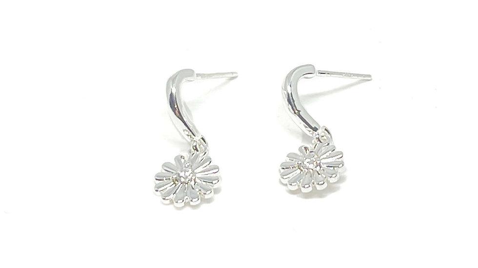 Freya Sterling Silver Earrings
