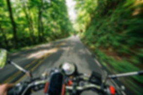 Motorradtouren im Pfälzerwald
