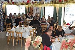 Restaurant Sägmühle, Pfälzerwald - Gastraum