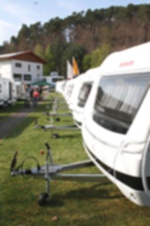 Sägmühle Verkauf Dethleffs Wohnwagen