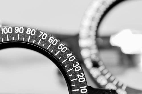 Eye Examination & Contact Lenses Consultation and Fit