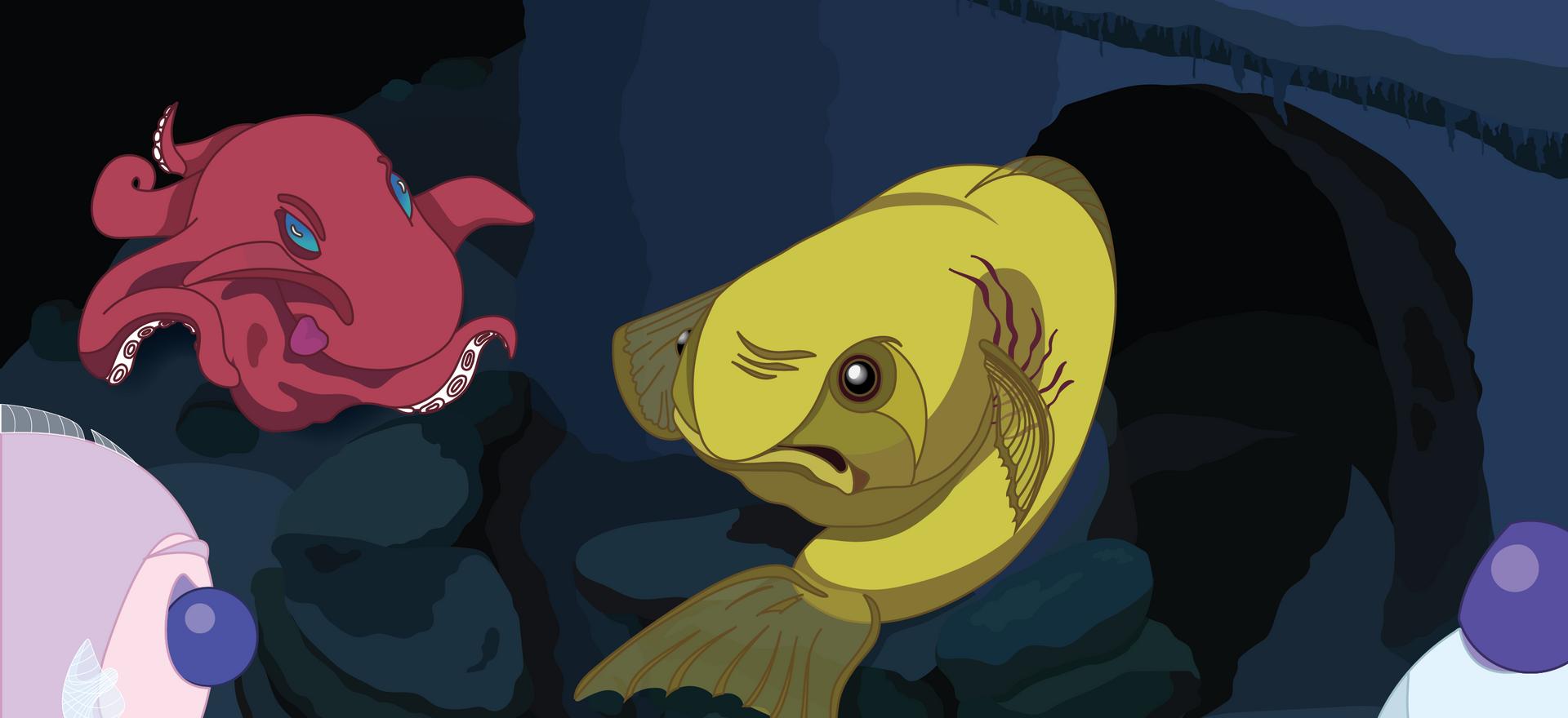 Bob the Blobfish