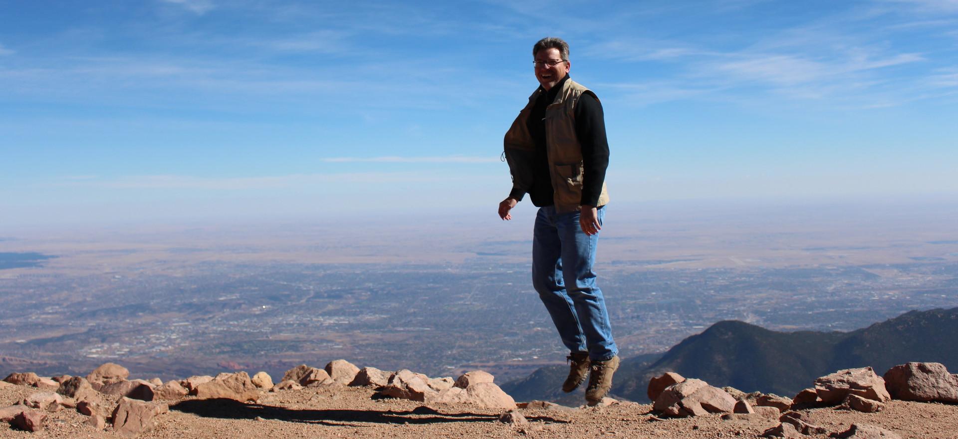 Pike's Peak, CO