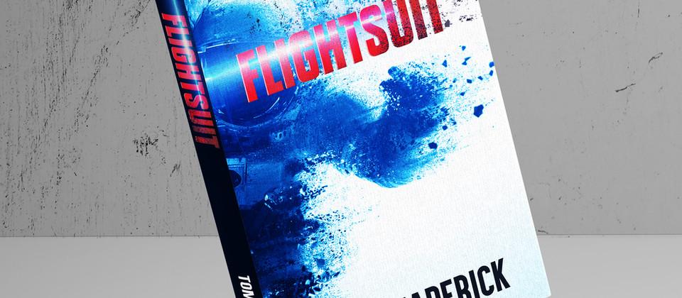 New cover design for FLIGHTSUIT