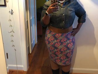 Curvy Girl Fashion Tips!