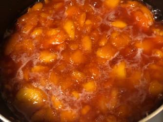 Homemade Peach Jam!