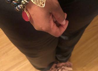 Purple Pashion Bracelets!