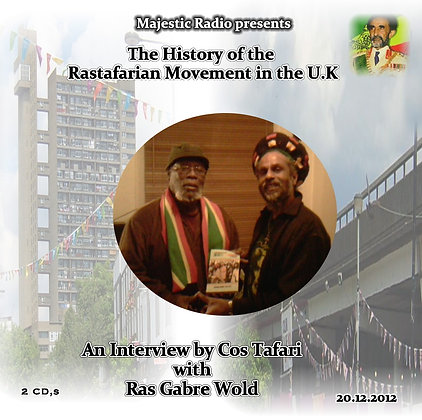 The History of the Rastafarian Movement in the UK