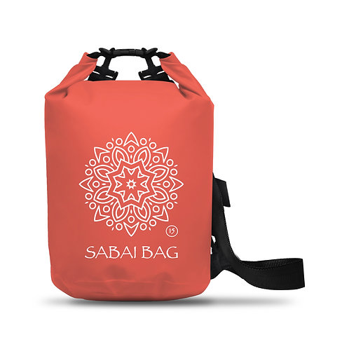 กระเป๋ากันน้ำ ถุงกันน้ำ พรีเมี่ยม SABAI BAG 15L