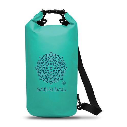 กระเป๋ากันน้ำ ถุงกันน้ำ พรีเมี่ยม FEELFREE DRY TUBE SABAI BAG 20L