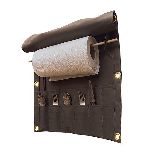 FEELFREE CUTLERY STORAGE BAG กระเป๋าเครื่องครัวผ้ากันน้ำ สำหรับแคมป์ปิ้ง