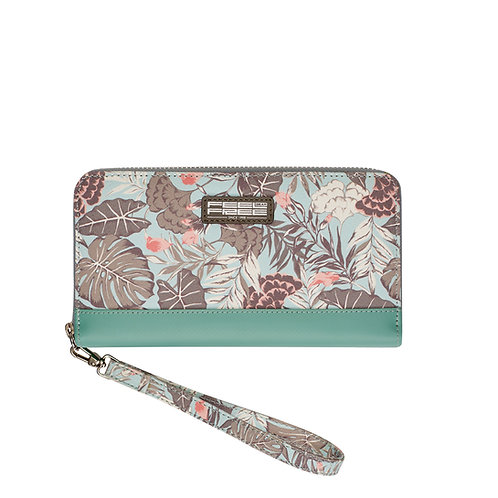 TROPICAL LONG WALLET