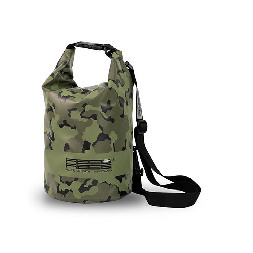กระเป๋ากันน้ำ ถุงกันน้ำ พรีเมี่ยม DRY TUBE S-5 GREEN CAMO