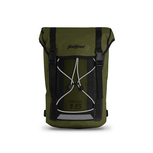 กระเป๋าเป้กันน้ำ พรีเมี่ยม FEELFREE TRACK 15L