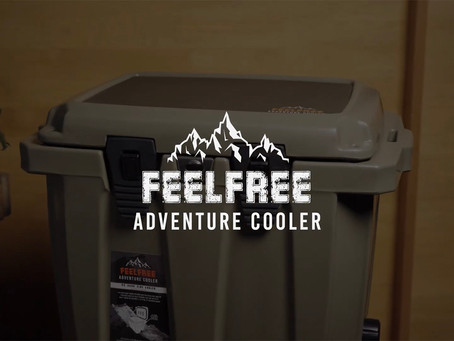 Feelfree Cooler ส่องทุกซอก บอกทุกมุม ครบทุกรายละเอียด