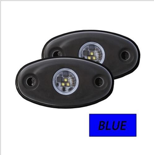 RIGID INDUSTRIES A-SERIES HIGH STRENGTH TRIPLEX™ COATING - HIGH POWER LEDS - BLU