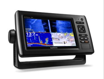 GARMIN ECHOMAP™ CHIRP 72SV W/WORLDWIDE BASE MAP W/O TRANSDUCER