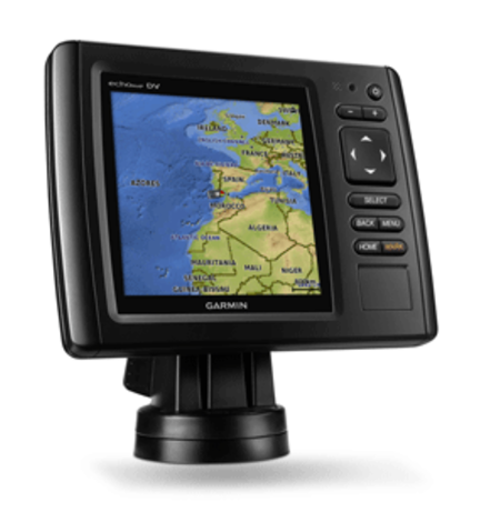 GARMIN ECHOMAP™ CHIRP 52CV W/WORLDWIDE BASE MAP W/O TRANSDUCER