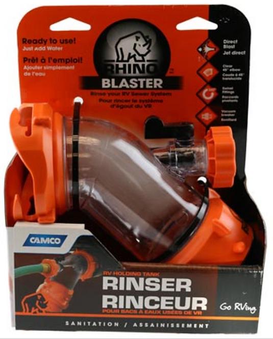 RHINO BLASTER RINSER