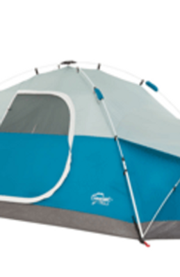 Juniper Lake Instant Dome  Tent with Annex - 4 Person