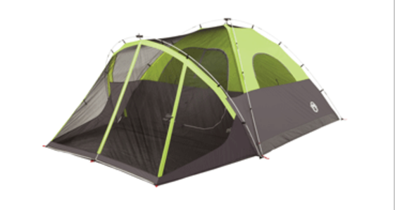 Steel Creek™ Fast Pitch™ Screened Dome Tent - 6 Person