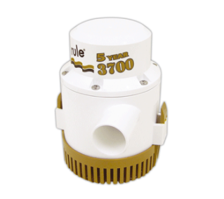 "RULE 3700 G.P.H. ""GOLD SERIES"" BILGE PUMP"