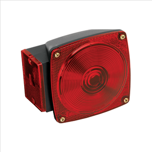 """WESBAR 7-FUNCTION SUBMERSIBLE UNDER 80"""" TAILLIGHT - LEFT/ROADSIDE"""