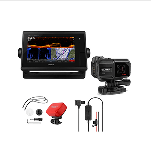 GARMIN GPSMAP® 7607XSV ACTION PACK W/VIRB®X MARINE MOUNT
