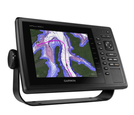 GARMIN GPSMAP® 820XS W/DOWNVÜ TRANSDUCER