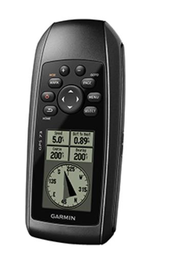 GARMIN GPS 73 - INTERNATIONAL