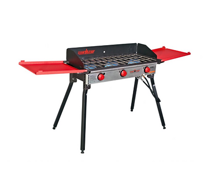 CAMP CHEF PRO 90X THREE-BURNER STOVE