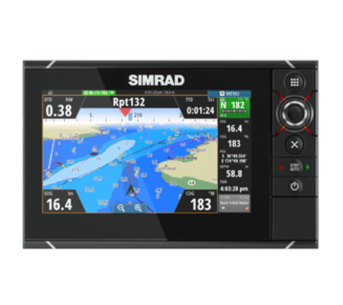 SIMRAD NSS7 EVO2 COMBO MULTI FUNCTION DISPLAY INSIGHT