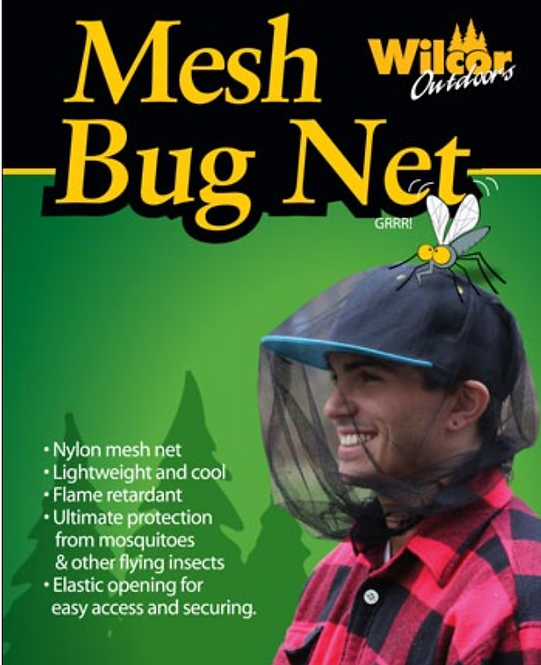 HEAD NET NYLON MESH
