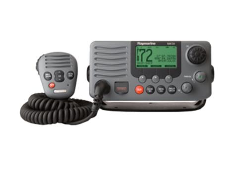 RAYMARINE RAY 218 VHF RADIO