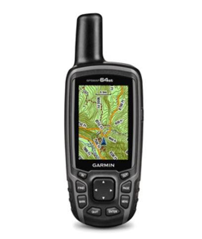 GARMIN GPSMAP® 64ST HANDHELD GPS - TOPO US