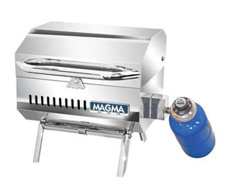 MAGMA CONNOISSEUR SERIES TRAIL MATE GAS GRILL