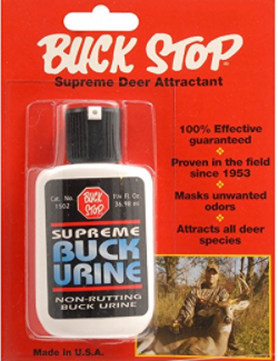 SUPREME BUCK URINE