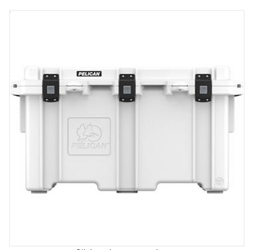 150 QT ELITE COOLER - WHITE