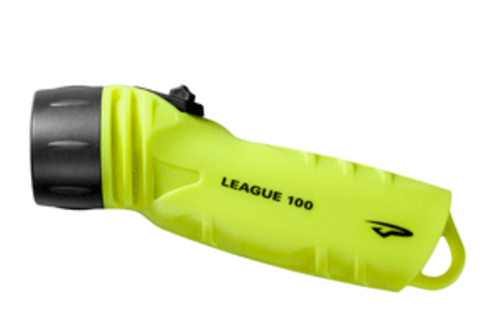 PRINCETON TEC LEAGUE LED FLASHLIGHT - 260 LUMENS - NEON YELLOW